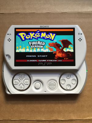 PSP Go White Like New With 5,000+ Games & Movies 🔥 for Sale in Santa Ana, CA