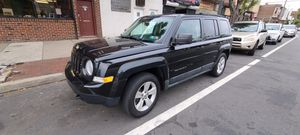 2011 Jeep Patriot Base 4WD 4D SUV 2.4 4cyl for Sale in Philadelphia, PA