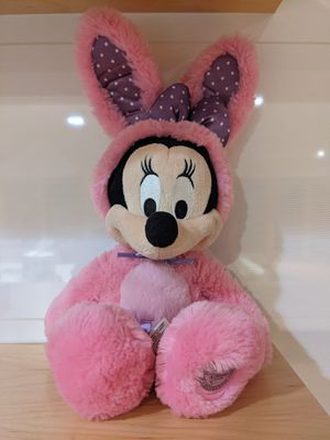 Minnie Mouse Disney Store Easter Plush Toy for Sale in Los Angeles, CA