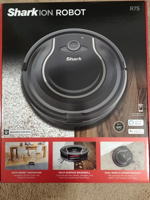 Brand New Shark Ion Robot Vacuum for Sale in Streamwood, IL