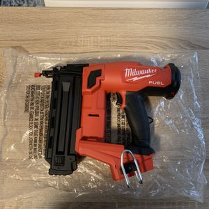 Milwaukee 18g Brad Nailer M18 Fuel Tool Only for Sale in Levittown, PA