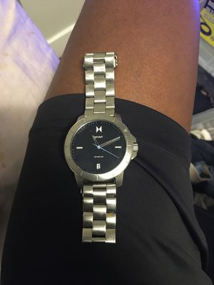 MVMT Watch Silver/Blk/Navy for Sale in Medford, MA