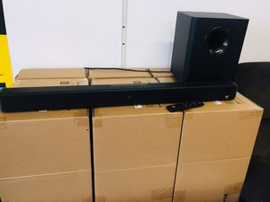 WIRELESS 🎚SOUND BAR 🎚SUBWOOFER🎚 BLUETOOTH for Sale in Chino, CA