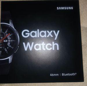 Samsung galaxy watch 46mm Bluetooth for Sale in Auburn, WA