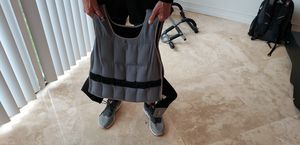 Weight vest for Sale in Pompano Beach, FL
