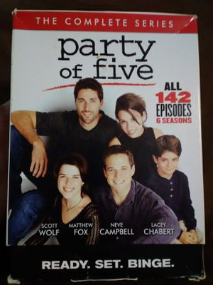 Party Of Five Box Set for Sale in Kingsport, TN