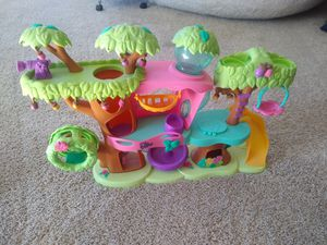 Littlest Pet Shop Tree house BUNDLE, Kids Christmas gift, Christmas gift for kid for Sale in San Diego, CA