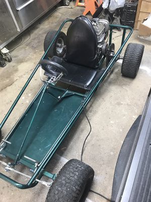 5 hp fast go cart new carb. $300 for Sale in Tinley Park, IL
