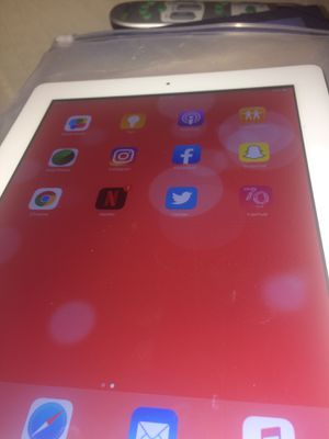 (2) iPad 4 Retina for Sale in Redlands, CA