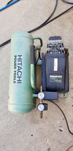 Hitachi Compressor for Sale in Los Angeles, CA