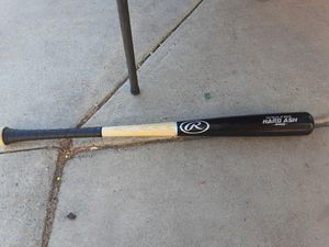 Rawlings Wood baseball Bat for Sale in City of Industry, CA