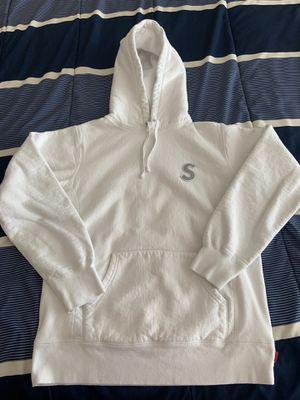 Supreme Reflective S Logo Hoodie Medium for Sale in Salem, MA