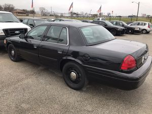 2011 Ford Crown Victoria for Sale in Fort Worth, TX