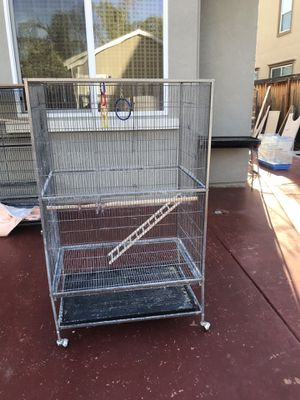 Large bird cage for Sale in Brentwood, CA