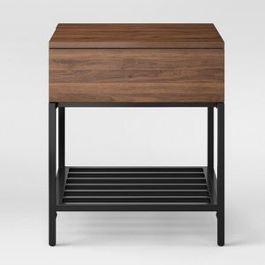 Loring Side Table Walnut - Project 62™ for Sale in Brea, CA