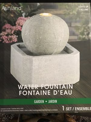Garden/ in home water fountain for Sale in Orlando, FL