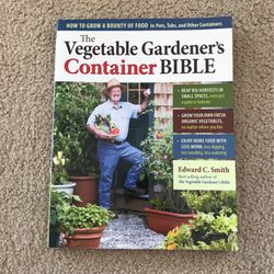 Vegetable Gardeners Container Bible for Sale in Tieton,  WA