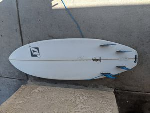 "5'6""--5 fin Surfboard for Sale in Huntington Beach, CA"