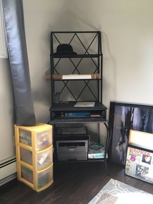 Small space desk and bookshelf combo for Sale in Penndel, PA