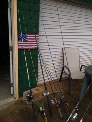 Fishing rods for Sale in Westminster, SC