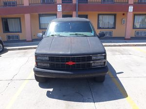 4x4 collectors 2dr tahoe 350 vortex. Up for grabs, had got truck for work, now have a van im Turning into my own camper van for Sale in Arlington, TX