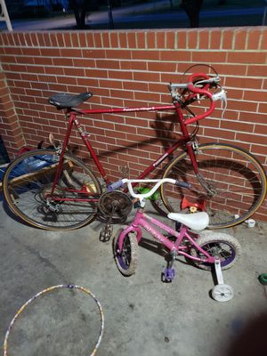 2 bikes for Sale in Cochran, GA