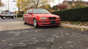 00 bmw 328i 5 speed very low miles for Sale in Gaithersburg, MD