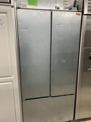 """Kitchen aid built in panel ready 36"""" French door for Sale in Del Mar, CA"""