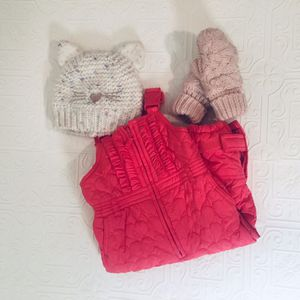 Baby Gap Snow Pants/Bib Overalls, Size 12-18 months for Sale in Chicago, IL