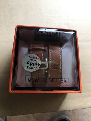 Apple Watch double tour band 42mm for Sale in West Valley City, UT