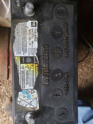 Caterpillar battery for Sale in Farmerville, LA