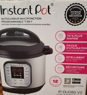Instant pot 7in 1 3qt for Sale in Bridgeport, WV