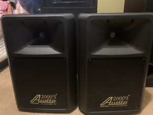 "Audio 2000s speaker 10"" for Sale in Clovis, CA"