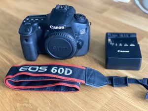 Canon EOS 60D - Body Only for Sale in San Diego, CA