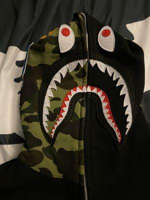 Bape jacket Size M mens for Sale in Phoenix, AZ
