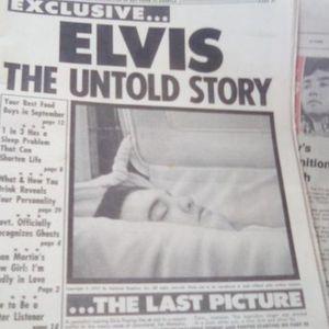Elvis Presley Newspapers Memorabilia for Sale in San Jose, CA