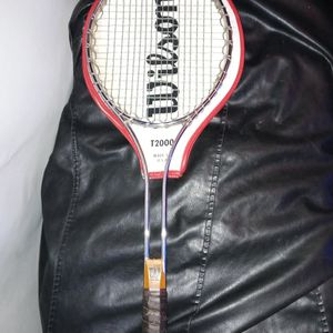 Vintage Wilson T2000 Tennis Racket for Sale in San Antonio, TX