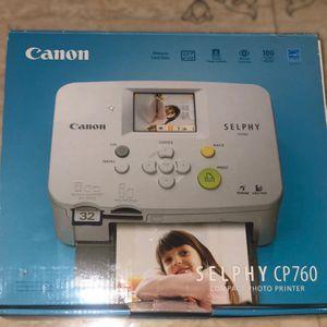 Canon Compact Photo Printer for Sale in Whittier, CA