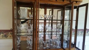 Miscellaneous antique pitchers, sherry glasses, dessert dishes, etc. for Sale in Raleigh, NC