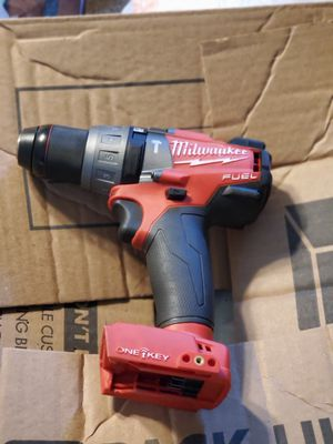 Milwaukee M18 One Key Hammer Drill/Driver for Sale in Escondido, CA