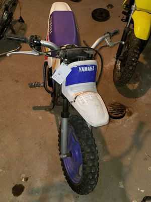 Yamaha Pw50 dirt bike pw 50 for Sale in Chicago, IL