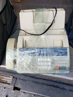 Fax Machine (yes, a fax machine) for Sale in Chesapeake, VA