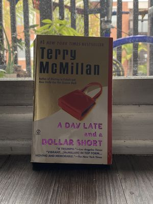 A day late and a dollar short by Terry McMillan for Sale in Los Angeles, CA