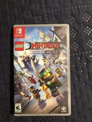 LEGO Ninjago Game: Nintendo Switch for Sale in Green Hill, TN