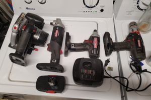 Craftsman power tools for Sale in Woodburn, OR