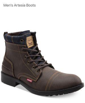 Unboxed Levi's Men's Boots for Sale in Dunwoody, GA