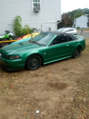 1999 mustang for Sale in Windsor, CT