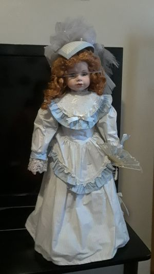 Collectible Porcelain doll for Sale in Philadelphia, PA