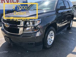 2016 Chevy Tahoe 4WD $ 7000 Down Payment for Sale in Nashville, TN