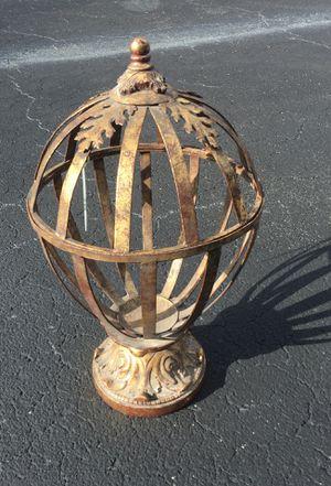Brass foue globe for Sale in Lake Wales, FL